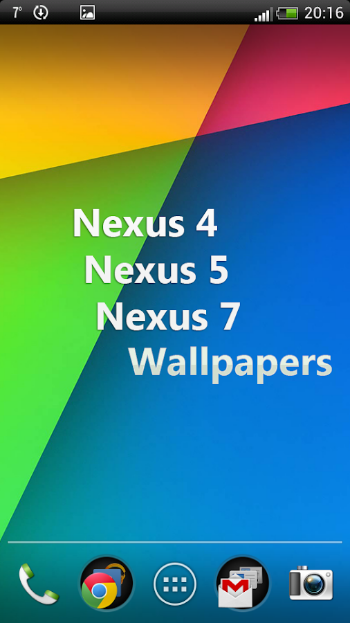 Nexus Wallpapers (Android L) - - 261.0KB