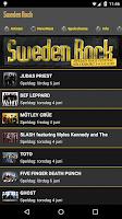 Screenshot of Sweden Rock