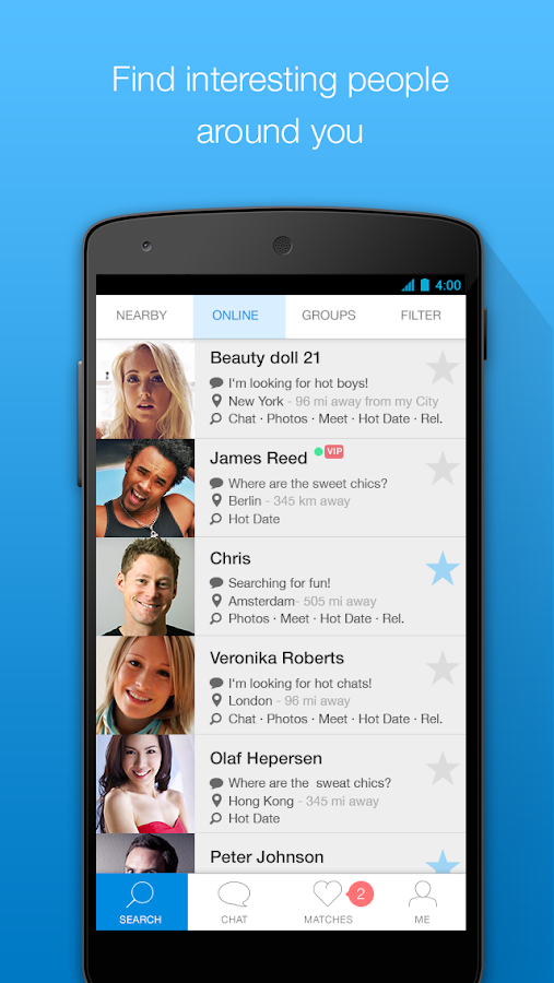 MiuMeet - Live Online Dating - screenshot