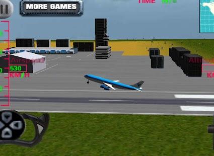 3d flugsimulator