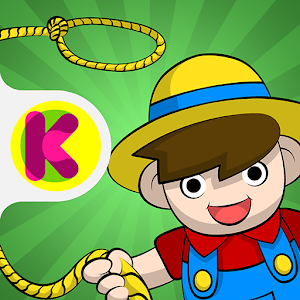 Lasso Kid - fun educational game for children on tablets