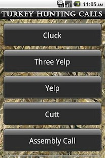 Turkey Hunting Calls - screenshot thumbnail