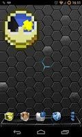 Screenshot of MineClock
