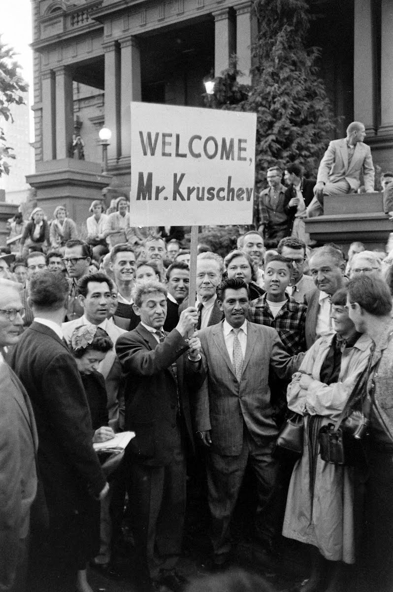 Khrushchev's Journey From L.A.