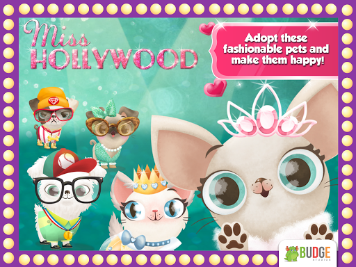 Miss Hollywood - Fashion Pets screenshot