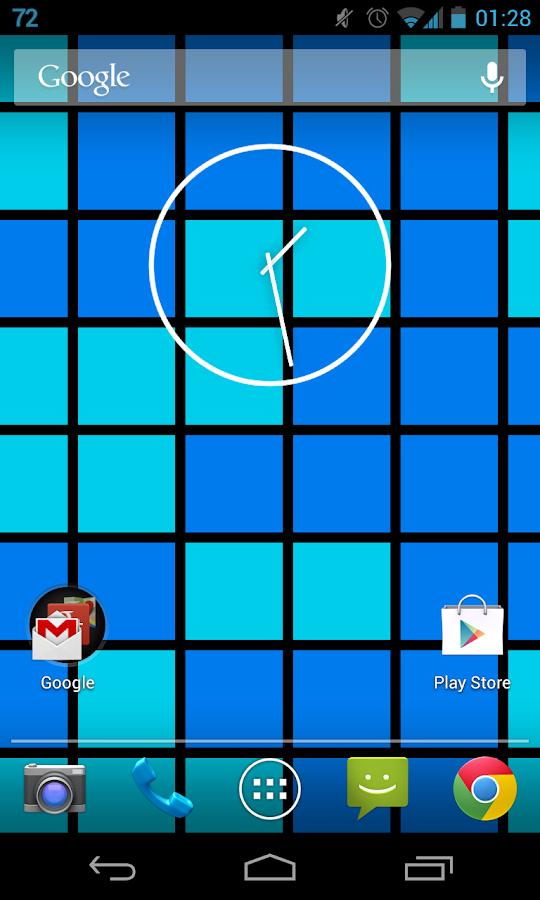 Flip Grid Live Wallpaper- screenshot