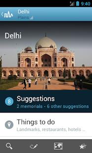 India Travel Guide by Triposo - screenshot thumbnail