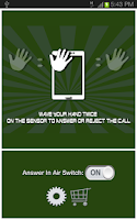 Screenshot of Answer In Air (Free)