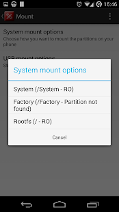 Root Toolbox FREE - screenshot thumbnail