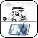 Trace Artist Lite(Galaxy note) icon