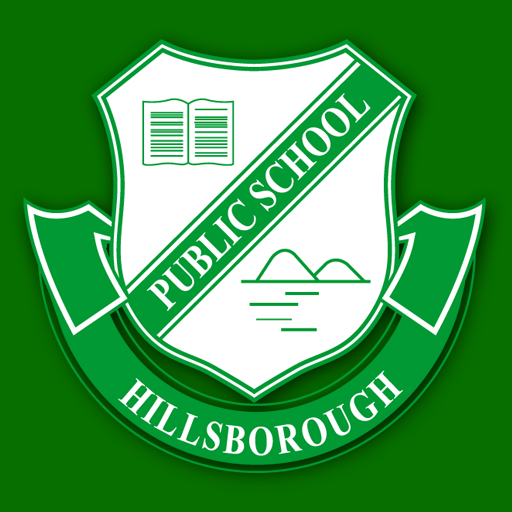 Hillsborough Public School LOGO-APP點子