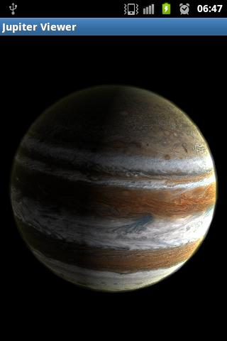 Jupiter Viewer - screenshot