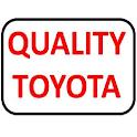 Quality Toyota - icon