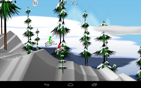 SnowXross - Snowmobile Racing- screenshot thumbnail