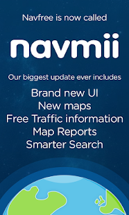 Navmii GPS World (Navfree) - screenshot thumbnail