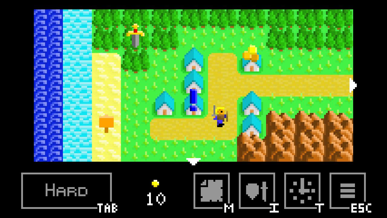 Rush to Adventure - screenshot