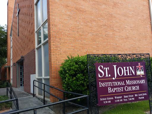 johns institutional baptist church - 512×384