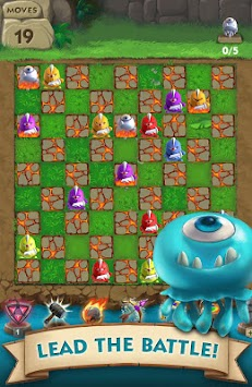 Color Smash Story apk screenshot