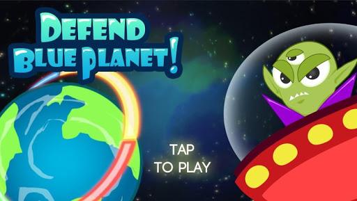 Defend Blue Planet