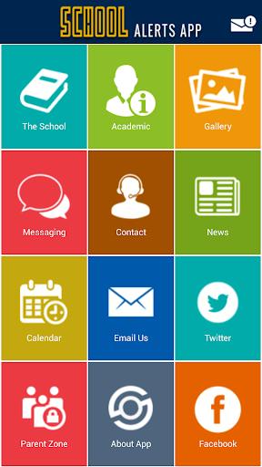School Alert App