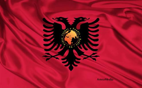 Lajme, Radio, Muzik, Tv Shqip - screenshot thumbnail
