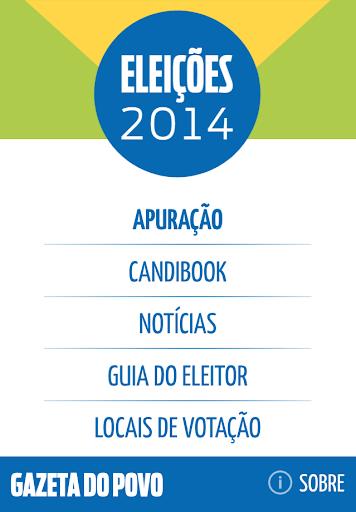 Gazeta Eleições 2014