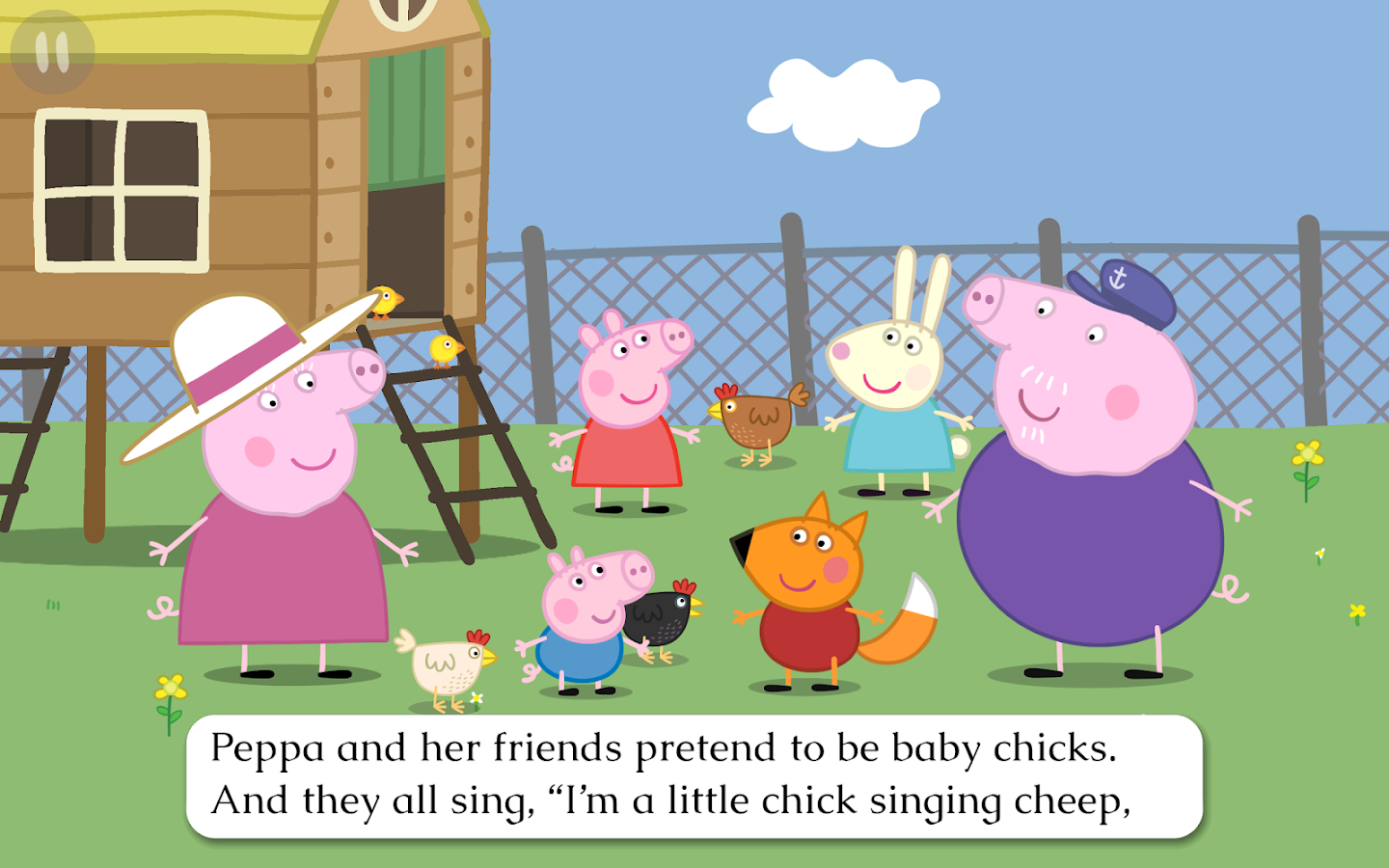 peppa pig book great egg hunt android apps on google play