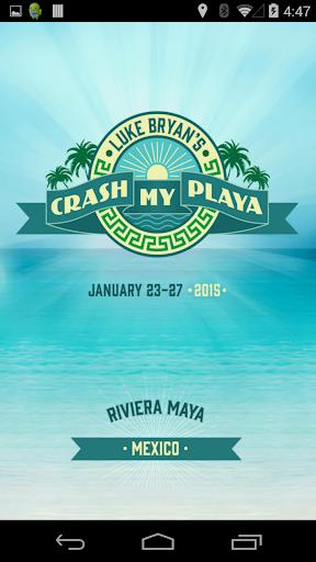 Luke Bryan's Crash My Playa
