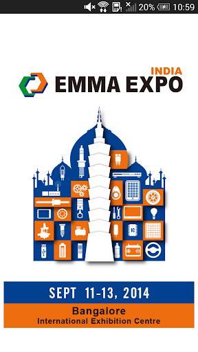 2014 EMMA Expo India
