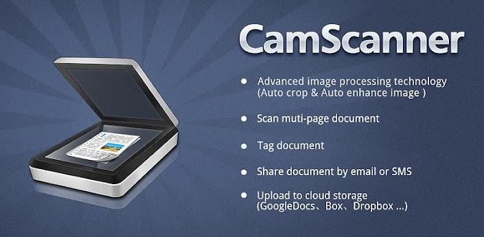 CamScanner - Phone PDF Creator v1.3.1.20111220