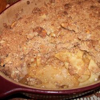 Something Special Apple Crisp