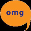 OMG for Thrutu logo