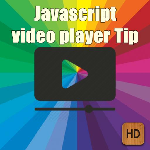 javascript video player tip