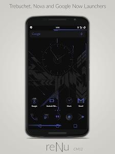 JB Extreme Blue CM12 CM13 v6.2