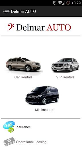 Delmar AUTO - Rent a car