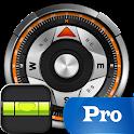 Safari Compass&BubbleLevel PRO icon
