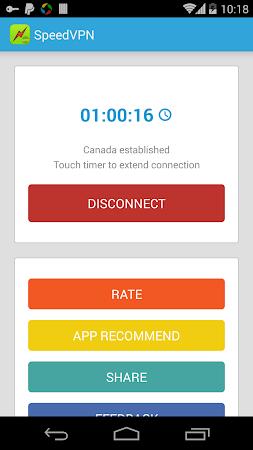 SpeedVPN Best Free VPN 1.3.5 screenshot 49550