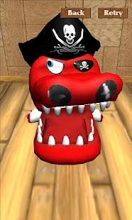 Crocodile Dentist 3D- screenshot thumbnail