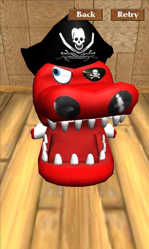 Crocodile Dentist 3D- screenshot
