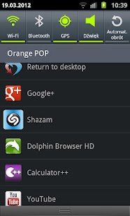 Taskbar task switcher - screenshot thumbnail