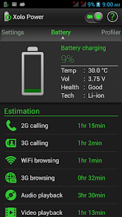 Xolo Power- screenshot thumbnail