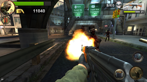 丧尸射击:行尸走肉 Death Zombie Shooter