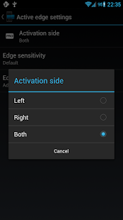 Edge Pro: Quick Actions - screenshot thumbnail
