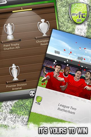 MYFC Manager 2013 - Soccer - screenshot