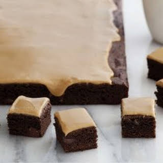 Espresso Brownies.