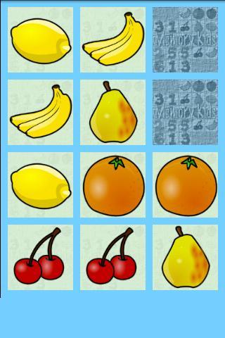 Memo 4 Kids- screenshot