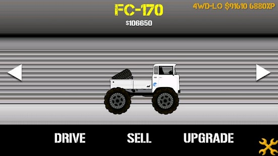 Crawl 4x4 Lite - screenshot thumbnail