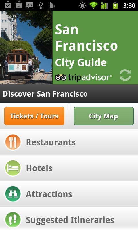City Guides Catalog screenshot #6