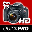 Guide to Canon Rebel T5 icon