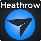 Heathrow Airport (LHR) Flight Tracker icon